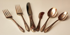 sterling silverware value