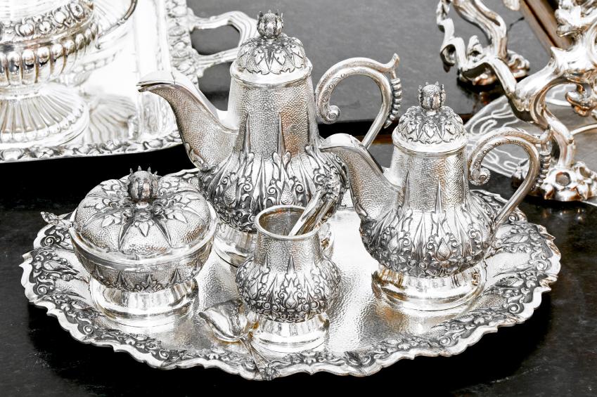 Silver tea set & Is My Sheffield Silver Tea Set Worth Anything? - Precious Metal ...